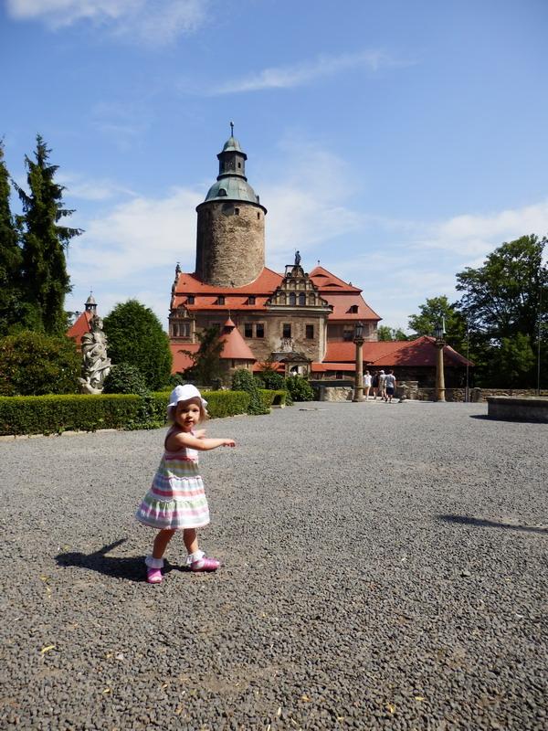Zamek Czocha Leśna atrakcje dla dzieci