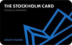karta turystyczna Sztokholm