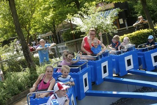 Legoland Karuzele dla dzieci