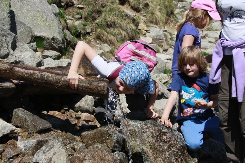 szlak turystyczny Kasprowy Wierch z dzieckiem atrakcje