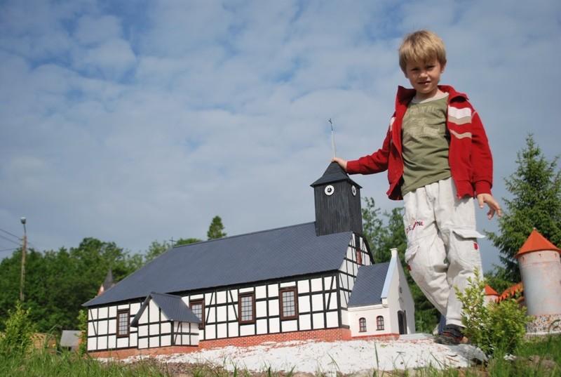 Atrakcje dla dzieci Mirachowo