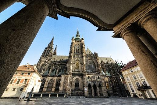 atrakcje Praga Katedra