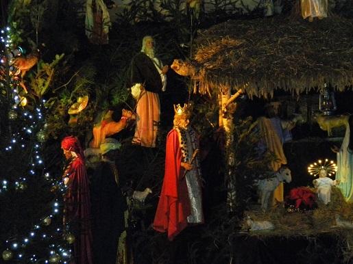 katowice bożonarodzeniowa szopka gdzie