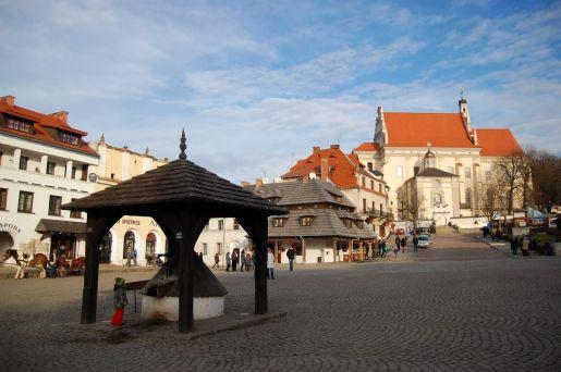Kazimierz Dolny rodzinne atrakcje