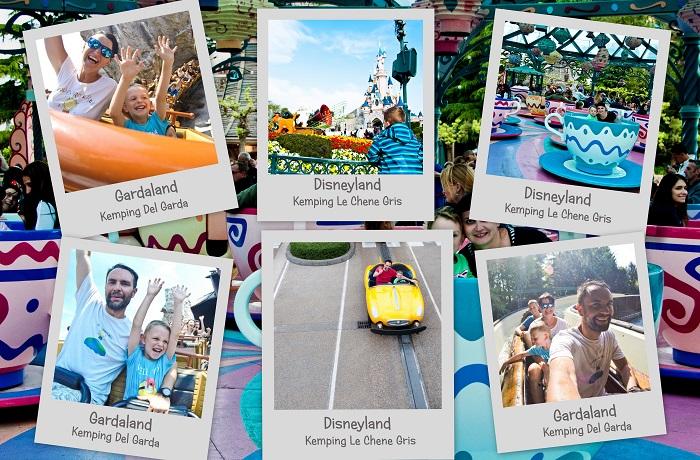 kemping blisko Gardaland Disneyland tanie noclegi gdzie