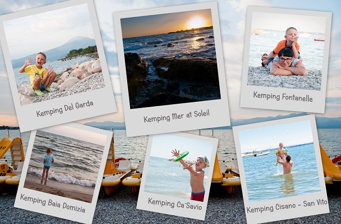 kemping przy plaży Chorwacja Włochy gdzie najlepsze
