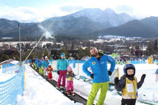 przedszkole narciarskie zakopane opinie Polska