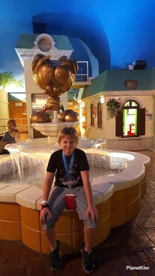 atrakcje dla dzieci Dubaj