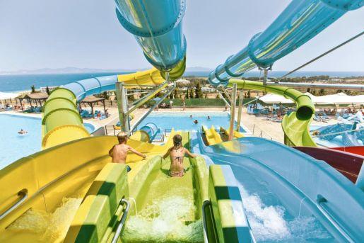 Gercja 2017 z dzieckiem Kos Psialidi Aquapark hotel