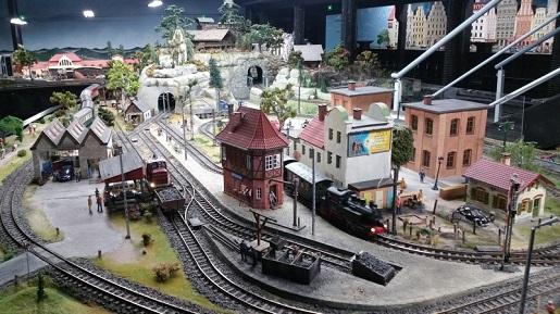 kolejkowo Wrocław makieta kolejowa opinie atrakcje (8)