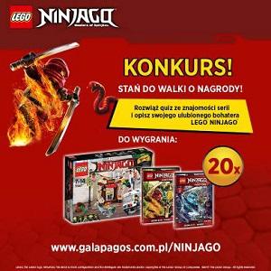 konkurs-lego ninjago film