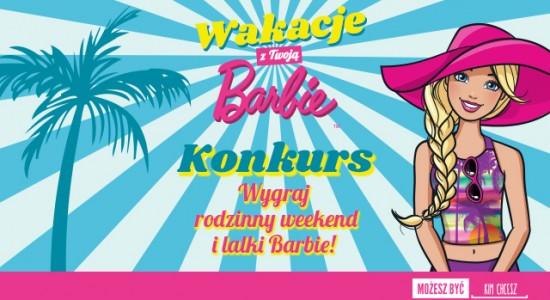 konkurs wakacje barbie dzieckowpodrozy nagrody 2017