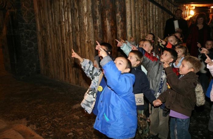 Zwiedzanie kopalni Wieliczka Solilandia