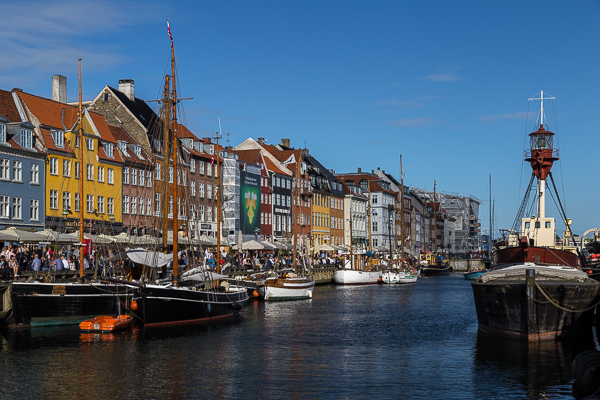 Kopenhaga rodzinne atrakcje Dania