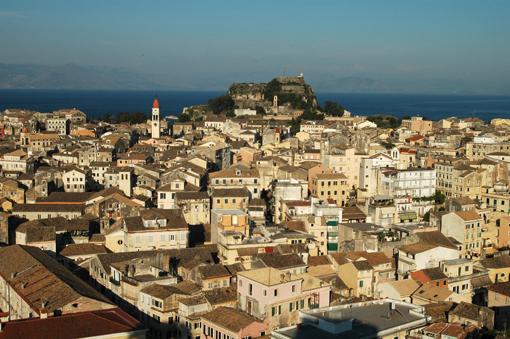 Grecja rodzinne atrakcje Korfu