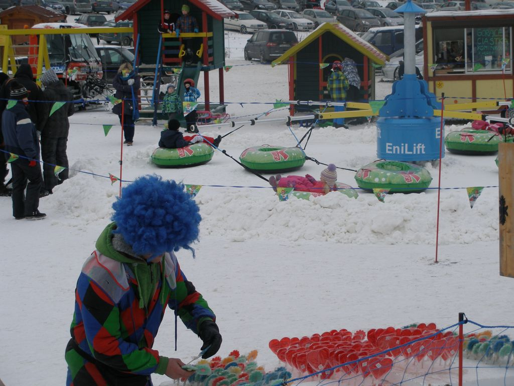 koszałkowo wieżyca stok narciarski dla dzieci