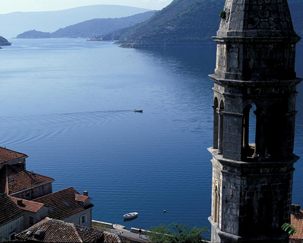 Boka Kotrska Czarnogóra rodzinne atrakcje