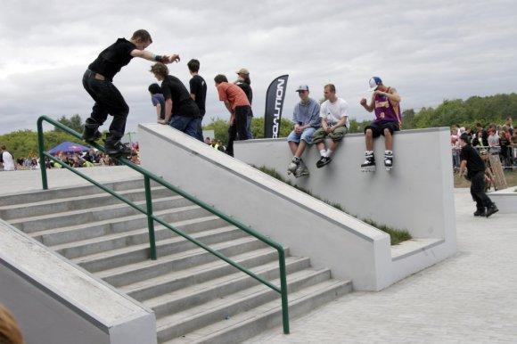 Skate Park Kraina Zabawy Gdańsk