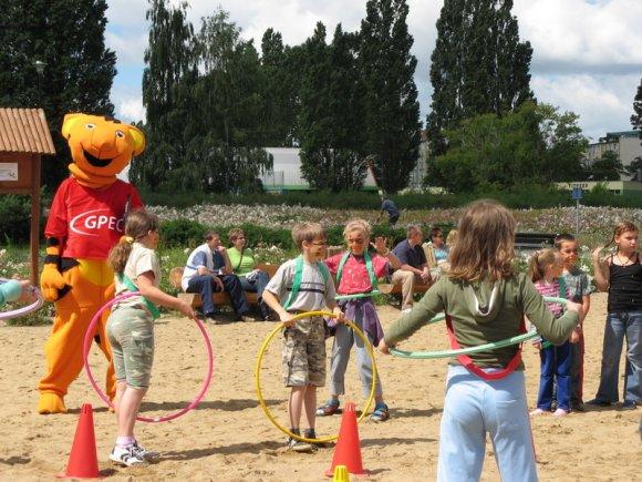 atrakcje dla dzieci Gdańsk plac zabaw