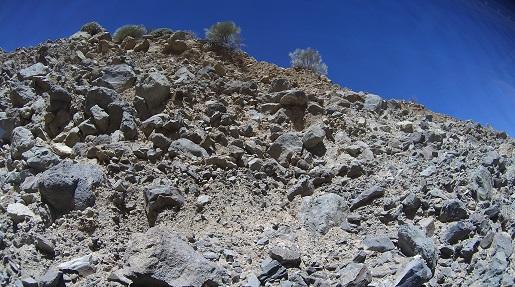 wulkaniczny krajobraz Teneryfa Teide księżycowy
