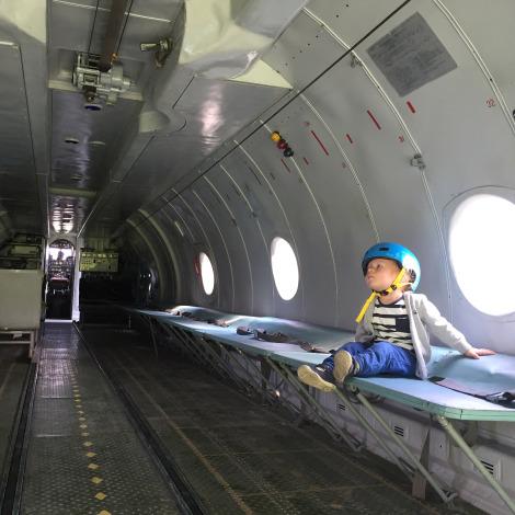 kraków muzeum lotnictwa polskiego z dzieckiem blog