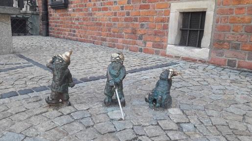 krasnale we Wrocławiu - sposób na zwiedzanie