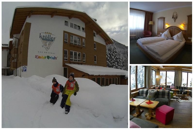 kroeller hotel austria gerlos opinie z dzieckiem narty alpy