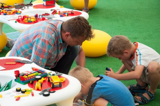Discovery Park Łeba atrakcje dla dzieci