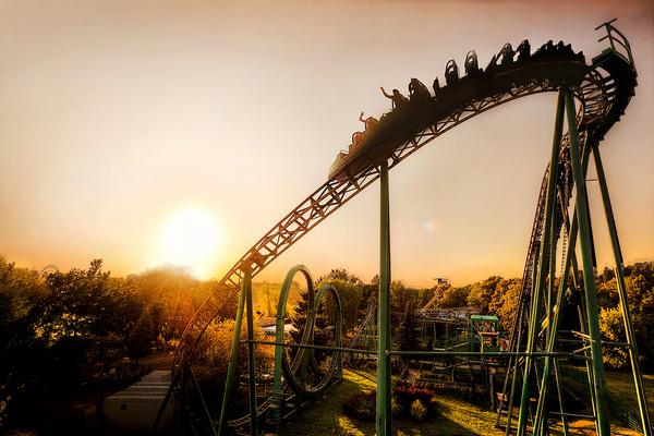 Roller Coaster Chorzów Legendia opinie