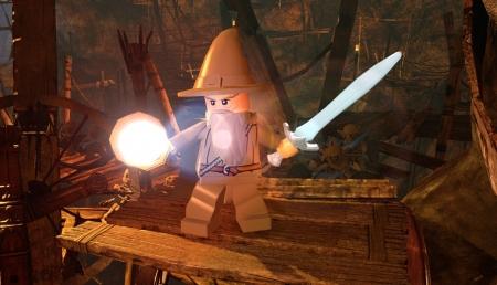 Lego Hobbit gra