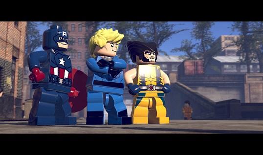 Lego Marvel Super Heroses -opinie