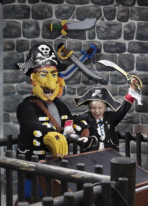 atrakcje wodne Legoland Dania