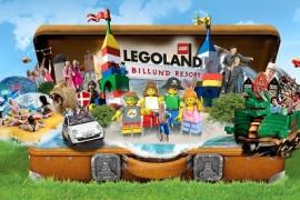 Dojazd do Legoland Billund w Danii