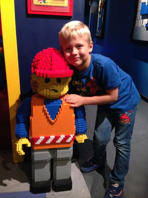 Legoland Discovery Centre Berlin opinie