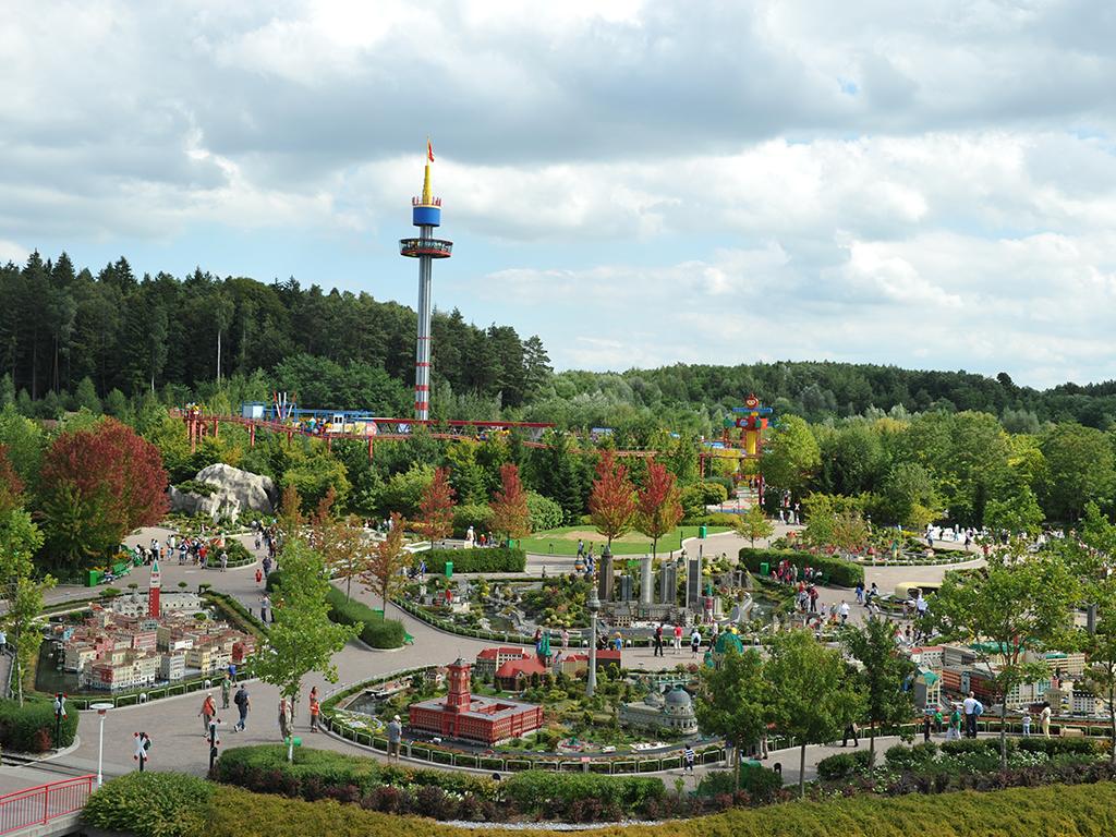 rodzinny park rozrywki Gunzburg
