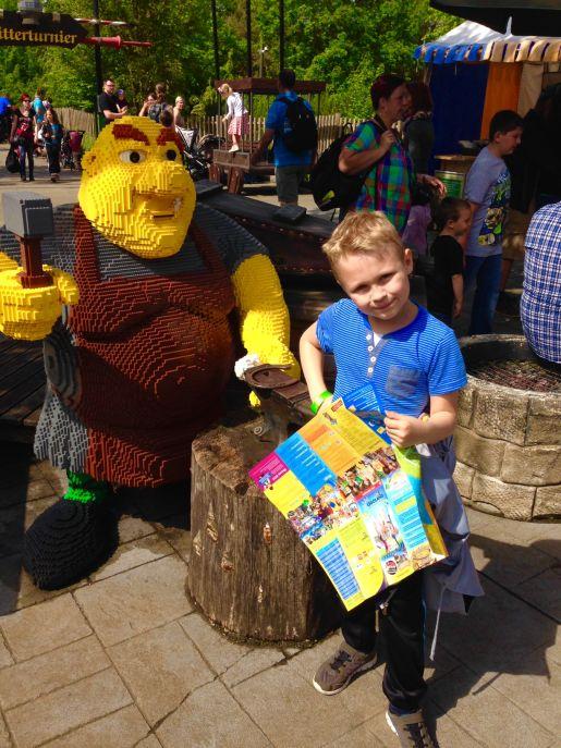 Legoland Niemcy atrakcje opinie