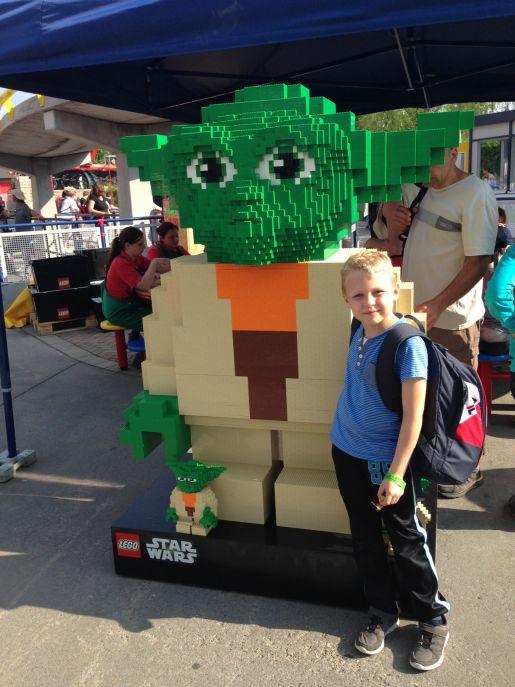 Legoland Niemcy opinie atrakcje