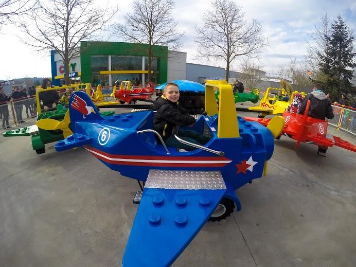 Legoland Niemcy opinie samoloty