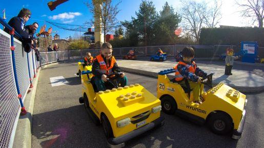 Legoland Niemcy opinie Hyundai Driving School