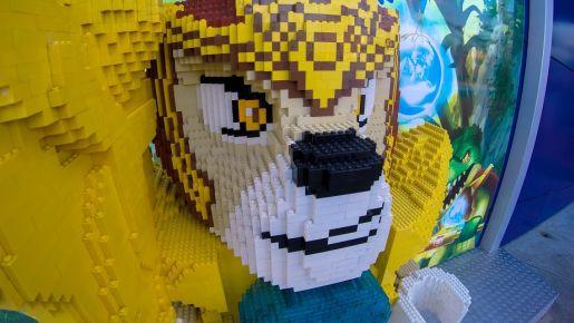 Legoland Niemcy opinie Kino 4 D