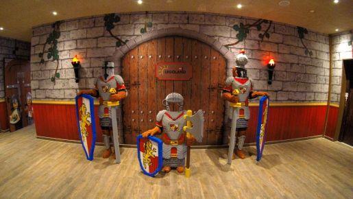 Legoland Niemcy opinie Knight's Castle