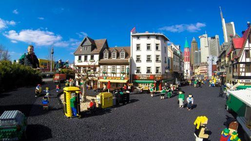 Legoland Niemcy opinie Miniland