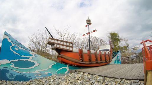 Legoland Niemcy opinie Pirates School