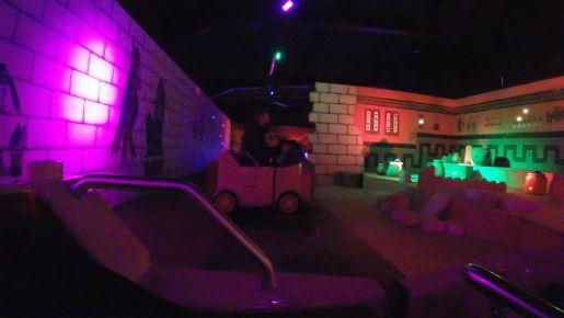 Legoland Niemcy opinie Temple X-pedition