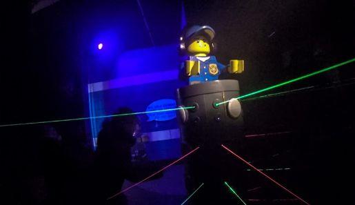 Legoland Niemcy opinie Lego Police Station