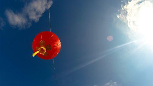 Legoland Niemcy atrakcje dla dzieci Flying Ninjago