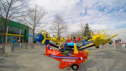 Legoland Niemcy rodzinne atrakcje Airport