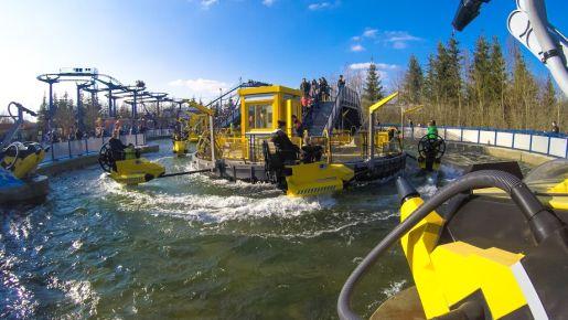 Legoland Niemcy wodne atrakcje