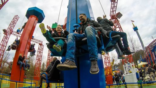 Legoland Niemcy opinie rodzinny park rozrywki