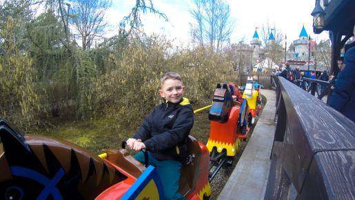 Legoland Niemcy park rozrywki Gunzburg atrakcje